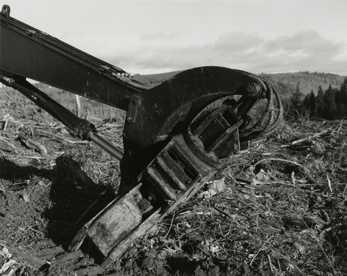 Robert Adams Series: Turning Back 1999, Oregon, USA