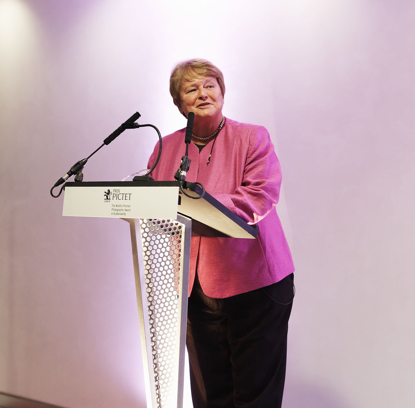 Dr Brundtland to give keynote address