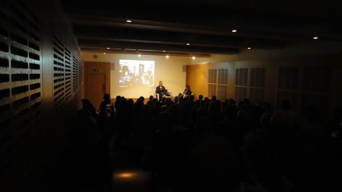Prix Pictet Conversation: Thomas Struth and Nana Last