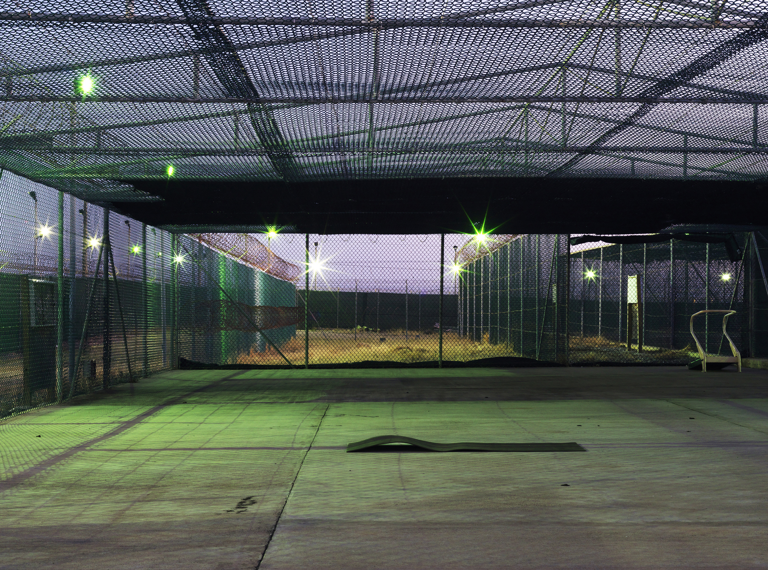 Edmund Clark Series: Guantanamo: If the Light Goes Out 2009, Guantanamo Bay Detention Facility, Cuba