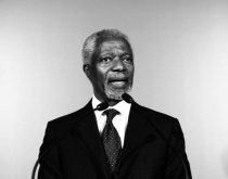 Kofi Annan 1938 – 2018