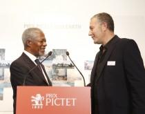 Nadav Kander Wins Prix Pictet Earth