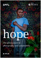 <em>Hope</em> opens at EPFL ArtLab, Lausanne