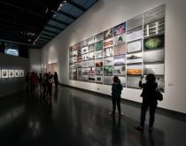 Prix Pictet Exhibition Visitor Statistics