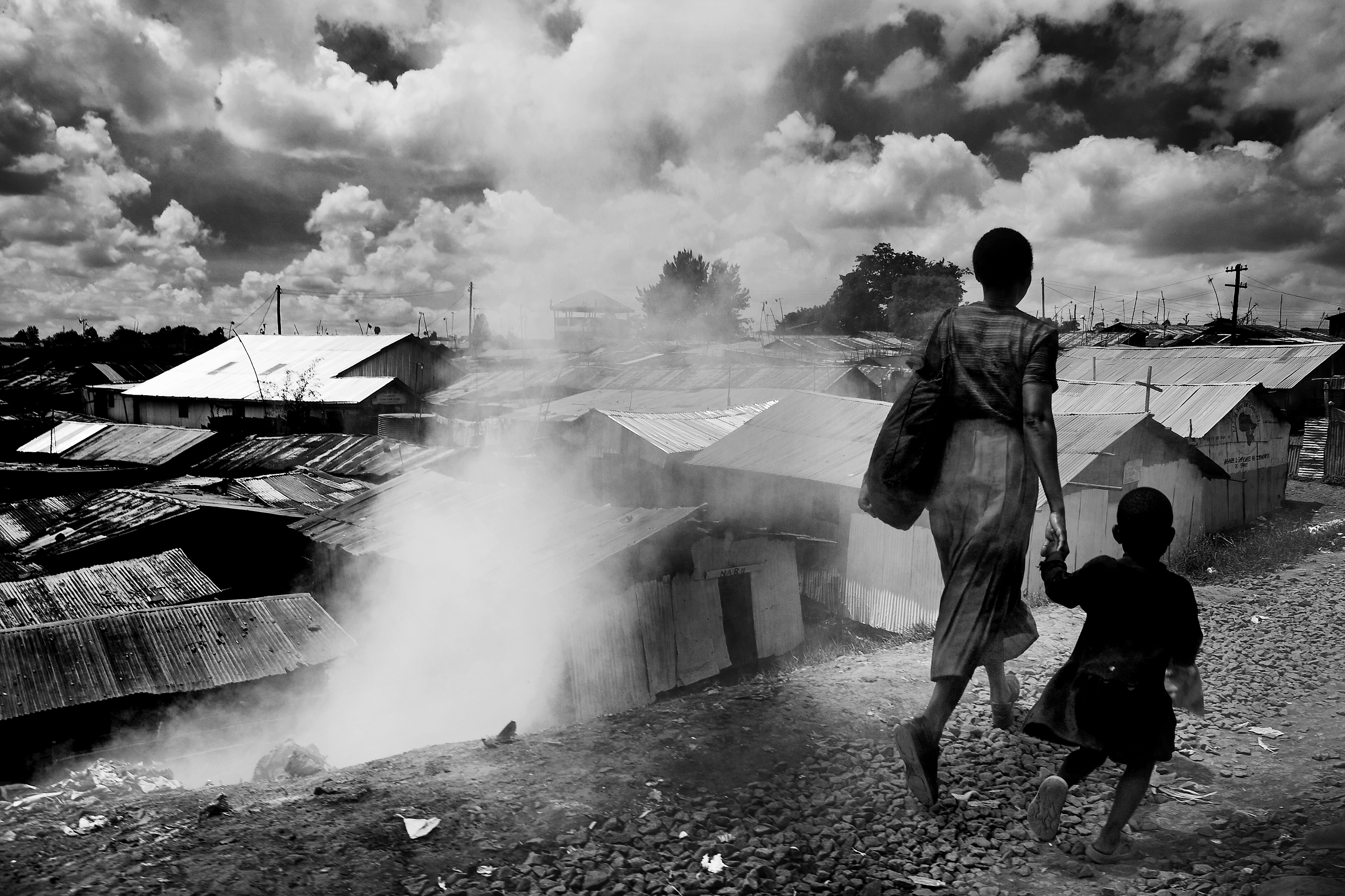Christian Als Series: Kibera – The Shadow City 2007-09, Kenya