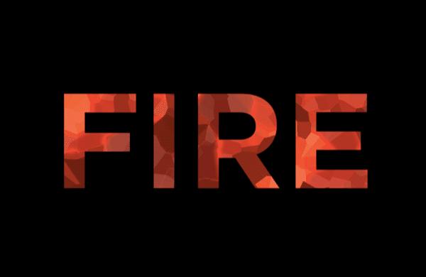 The ninth theme is <em>Fire</em>