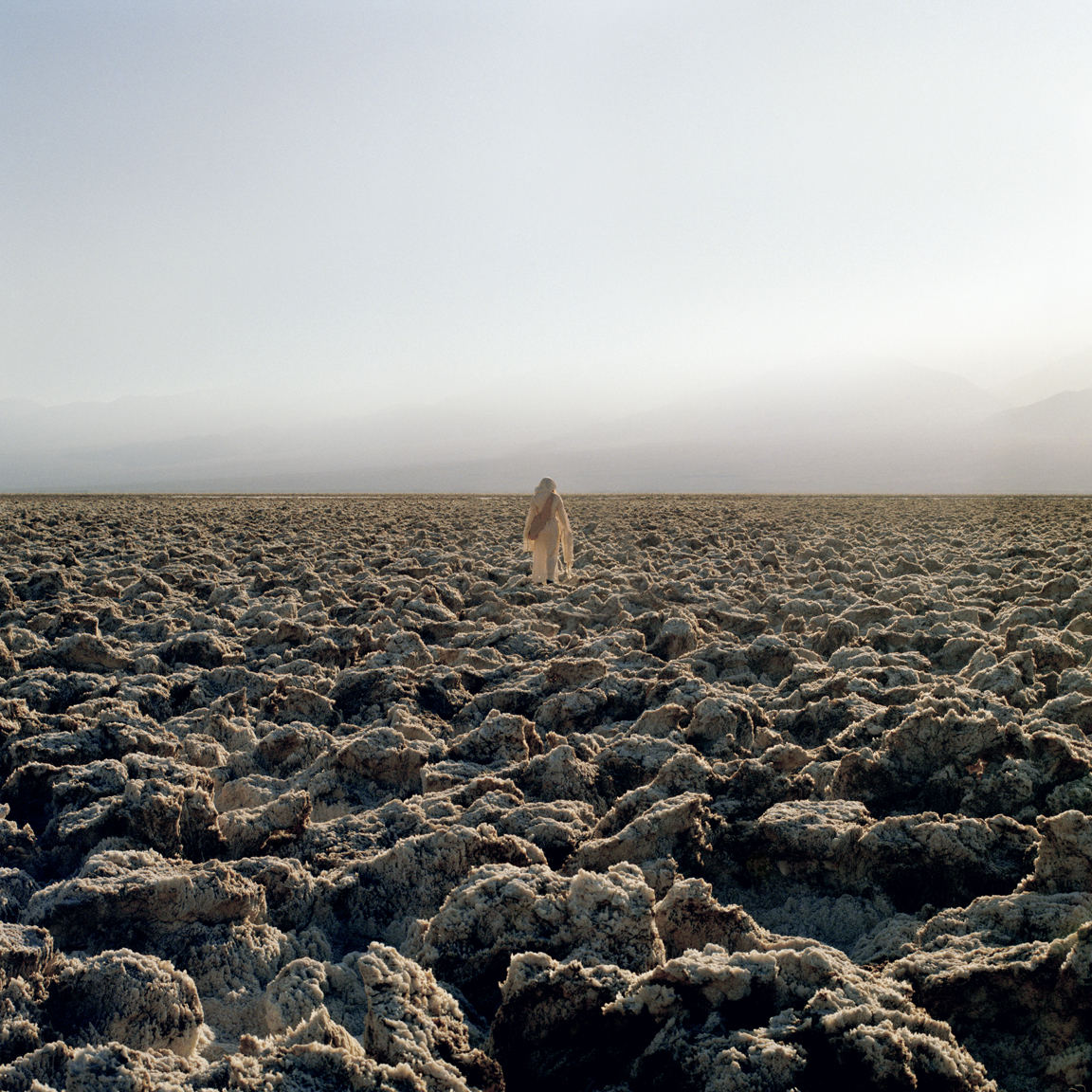 Mary Mattingly Series: Nomadographies 2007, Death Valley, California, USA