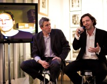 Ed Kashi in conversation with Francis Hodgson and Mark Jacobs