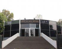 <em>Space</em>, Museum of Modern Art, Mexico City