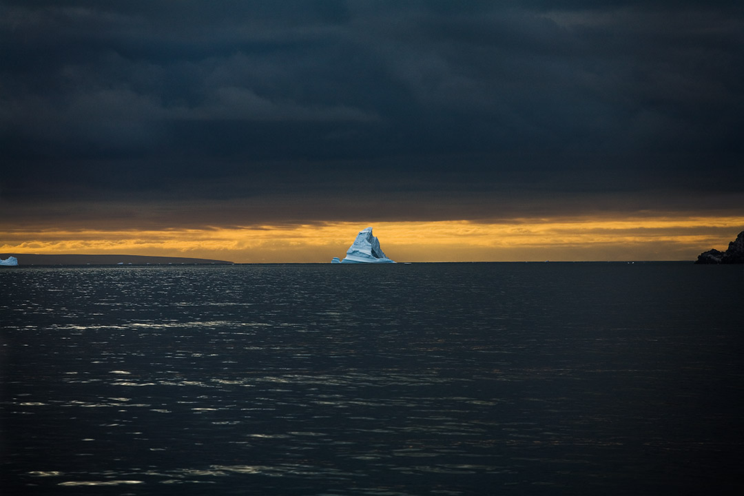 Sebastian Copeland Series: Antarctica: The Global Warning 2006