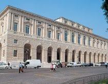 <em>Hope</em>, Palazzo della Gran Guardia, Verona